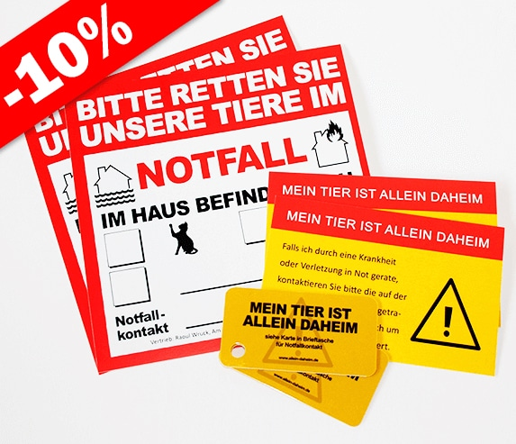 Allein-Daheim Rundum-Sorglos Paket 10 Prozent